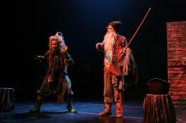 Metropolia-teatteri 2012: Mestaritontun seikkailut. (Kuva: Rewe Fagerström.)