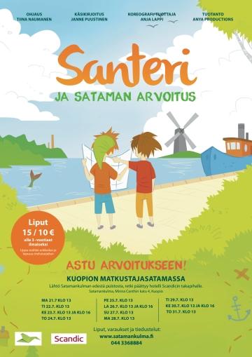 Santeri juliste