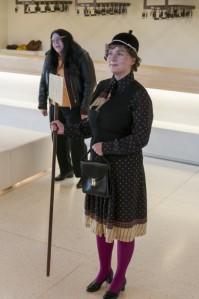 Mirja (Riikkamaria Korhonen) ja Tumppu (Tiina Paakko).
